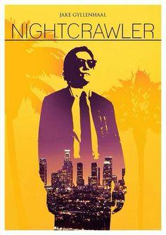 Nightcrawler movie poster #movietwit #MovieBuff #MovieReview #movietalk #movieposters #movietwit