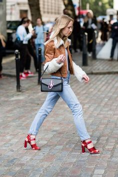 Street style from London fashion week spring/summer '16: