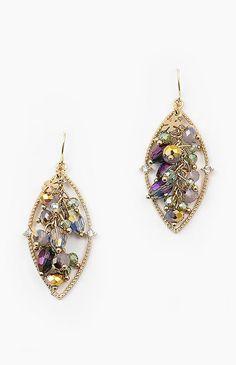 Crystal Celeste Earrings