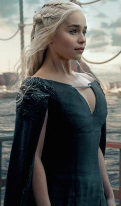 Daenerys Stormborn of House Targaryen (6x10)
