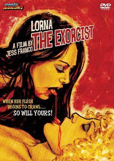 LORNA THE EXORCIST Jess Franco Lina Romay