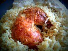 Daddy Cool!: Κοτόπουλο με ρύζι στον φούρνο