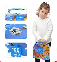 Our World Map Floor Puzzle – 100 Pieces Floor Puzzle, Puzzle Box, Puzzle Games For Kids, Puzzles For Kids, World Map Puzzle, Fun Illustration, Illustrations, Steam Toys, World Geography