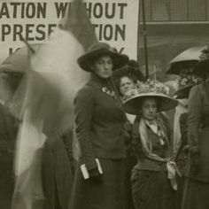 Suffrage procession [London].  Digital ID: 1536874    Woman Suffrage and Feminism Photographs in the Schwimmer-Lloyd Collection   Hundreds of images documenting the International Woman Suffrage Alliance Congresses held from 1906-1913 at Copenhagen, Amsterdam, Budapest, and others. Featured are associates of Rosika Schwimmer such as Jane Addams, Anita Augspurg, Carrie Chapman Catt, Vilma Glucklich, and Lida Gustava Heymann.