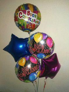 Palloncini compleanno Www.consegnapalloncini.it