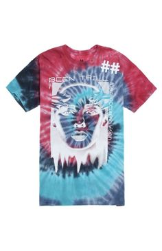 PacSun presents the Been Trill Ill Vision T-Shirt for men. This tie dye men's t-shirt comes with a trippy Been Trill graphic printed on the front of the comfortable body.	Tie dye tee with Been Trill graphic on front	Crew neck	Short sleeves	Regular fit	Machine washable	100% cotton	Imported