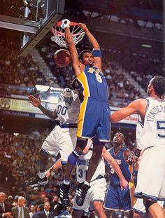 Kobe Reverses, '00.