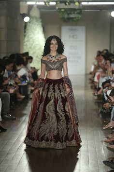 Manav Gangwani at India Couture Week 2016 - Look 13