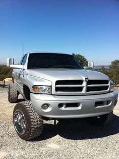I want to see the baddest looking gen. Wheres my picture whores? Cummins Diesel Trucks, Ram Trucks, Dodge Trucks, Second Gen Cummins, Diesel Performance, Trucks Only, Dodge Pickup, Dodge Rams, Jacked Up Trucks