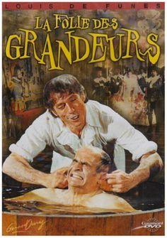 La Folie des Grandeurs DVD ~ Louis de Funès