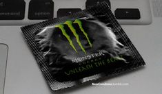 Lack of energy? #energizer #monster #fitness #condom #sport #sex #besafe #havefun