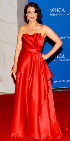 Bellamy Young at the 100th Annual White House Correspondents Association Dinner at the Washington Hilton on May 3, 2014 in Washington, DC