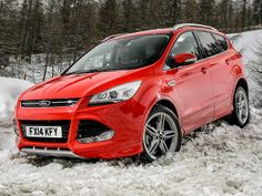 Ford Kuga New Titanium X Sport Trim