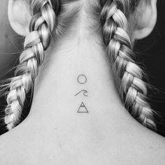 Tiny Tattoos For True Travel-Lovers New Tattoos, Small Tattoos, Tatoos, Tiny Tattoo, Doodle Art Designs, Tattoo Designs, Wanderlust Tattoos, Adventure Tattoo, Tatting