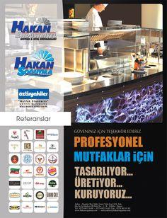 Tümsiad Business Hakan Soğutma Reklam Çalışması