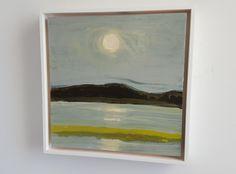Kathryn Lynch, Sun 2015, oil on panel