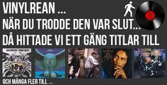 Vinylmania på bengans.se