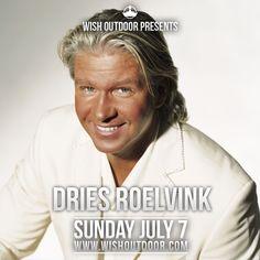 Dries Roelvink @ WiSH Outdoor 2013