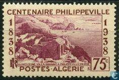 Algeria - 100 years of Philippeville 1938