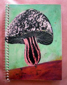 Cuaderno 12x17cm 80 hojas lisas de color