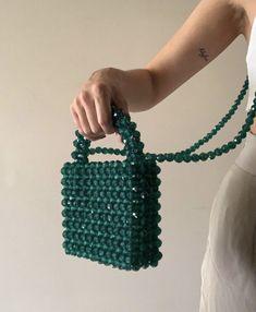 Beaded Purses, Beaded Bags, Beaded Jewelry, Beaded Bracelets, Handmade Bags, Handmade Jewelry, Japanese Bag, Beaded Crafts, Bead Weaving