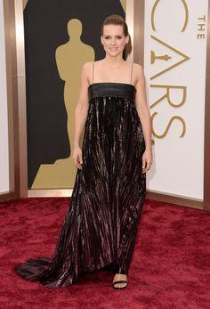 2014 Oscars Red Carpet - Veerle Baetens - WORST