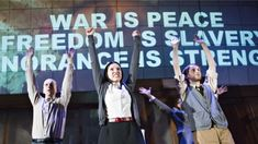 You Will Be Watching Big Brother: Orwell's 1984 Coming to Broadway ...