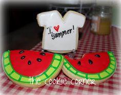 ...summer cookies