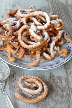 Lany chrust #thermomix