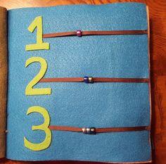 pg 3 of quiet book