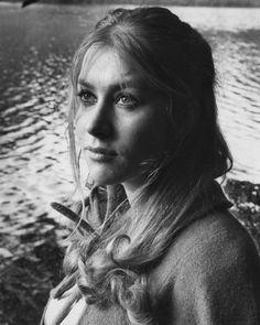 "Helen Mirren as Hermia in Peter Hall's 1968 film of ""A Midsummer Night's Dream."""