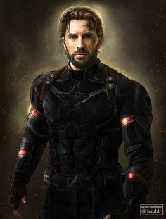 """petite-madame: """" Steve Rogers (Infinity War) - 2017 My take on Steve in Infinity War. Of course, it's not the exact suit because the only reference pictures I had were a couple of concept art posted by Ryan Meinerding and poor quality screenshots..."""