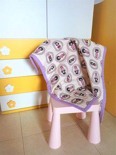 Guarda questo articolo nel mio negozio Etsy https://www.etsy.com/it/listing/602911163/coperta-neonati-con-disegno-bamboline