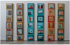 Quilt Dad: Totems