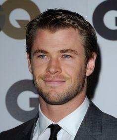 Chris Hemsworth, ahh<3