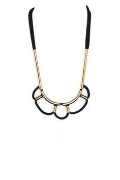 Image of Arabesques Long Necklace  -  Sautoir Arabesques
