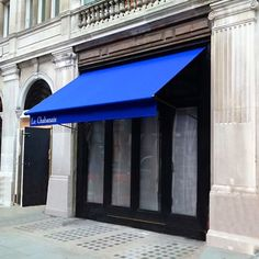 Greenwich® Awning At La Chabanais In Mount Street, Mayfair