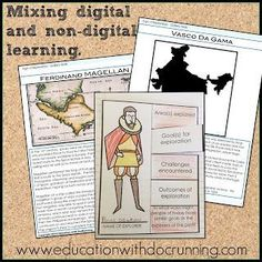 Examine the good and the bad of digital notebooks and get ideas for integrating digital notebooks in your social studies classroom. Social Studies Classroom, Science Classroom, School Classroom, Social Science, High School History, Middle School Teachers, History Education, Blended Learning, Reading Activities
