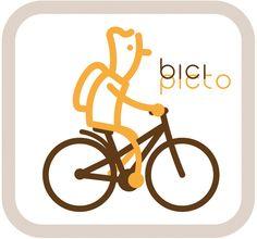pictograma bicicleta