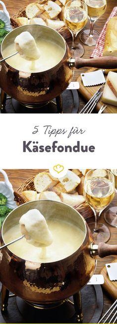 Wie gelingt der leckere Käsetopf ohne große Malheurs? Die hilfreichsten Tipps für extra cremige Ergebnisse plus ein schnelles, schmackhaftes Grundrezept.