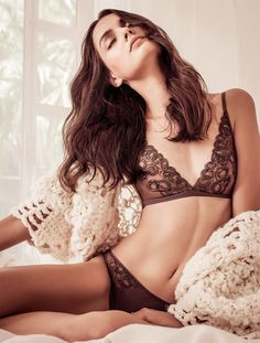 Fred Othero - Marie Claire - Lingerie