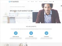 AT Business Onepage is a clean and modern free business Joomla template. This is professional template to present your business, modern services and business partners. Business Joomla template supports mobile / tablet version with 100% responsive layout, clean and stylish.