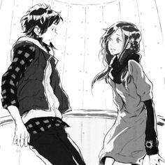 999 - Junpei x Akane: Elevator Scene