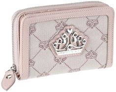Fornarina Bags FLORE AEFP040N197, Portafoglio donna, 15 x 10 x 3 cm (L x A x P), Rosa (Pink (Lilac 24)), 15x10x3 cm (L x A x P): Amazon.it: Scarpe e borse