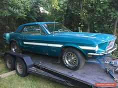 1968 Ford Mustang #ford #mustang #forsale #unitedstates