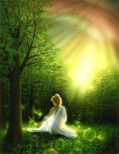 fairy friends by Kirk Reinert