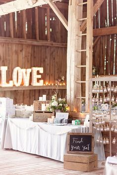 Gallery: rustic wedding decor ideas - Deer Pearl Flowers