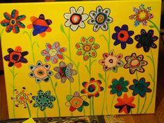 art fundraiser grade 2 by mycreativebuzz, via Flickr