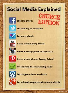 Beyond the Bulletin – Church Social Media Tips and Strategies for Beginners | Screenflex Portable Partitions #chsocm