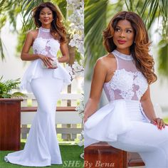 latest lace styles 2019 for ladies,latest lace gown styles lace styles,nigerian lace style African Evening Dresses, African Lace Dresses, Latest African Fashion Dresses, Lace Evening Dresses, Evening Gowns, African Wedding Attire, African Attire, Bridal Dresses, Bridesmaid Dresses